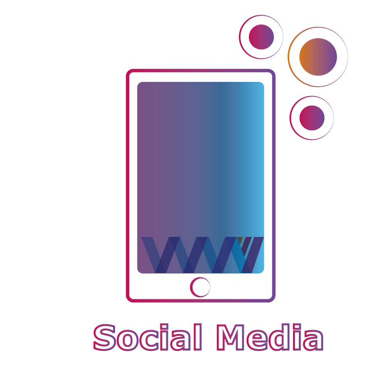 Logo MaoWeb Social Media